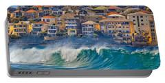 Bondi Waves Portable Battery Charger