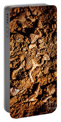 Bones From Ancient Times Portable Battery Charger