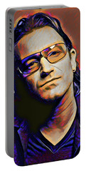 Bono Portable Battery Charger by Gary Grayson