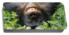 Bonobo Smiling Portable Battery Charger