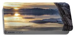 Bonsai Sunset Portable Battery Charger