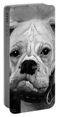 Boo The Boxer Portable Battery Charger