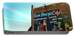Boogie And Blues Portable Battery Charger