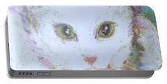 Book Misty My Cat Portable Battery Charger