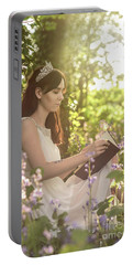 Book Of Fairytales Portable Battery Charger