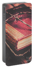 Book Of Secrets, High Security Portable Battery Charger