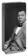 Booker T. Washington Portable Battery Charger