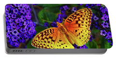 Boothbay Butterfly Portable Battery Charger