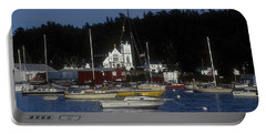 Boothbay Harbor Maine 2 Portable Battery Charger
