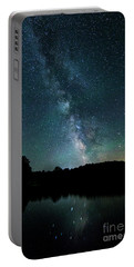 Boothbay Milky Way Portable Battery Charger by Patrick Fennell