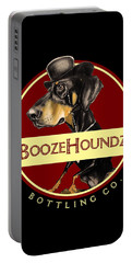 Boozehoundz Bottling Co. Portable Battery Charger