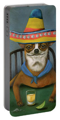 Boozer 2 Portable Battery Charger by Leah Saulnier The Painting Maniac