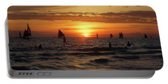 Boracay Sunset Portable Battery Charger