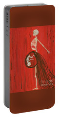 Born To Live E-birth Portable Battery Charger by Talisa Hartley