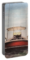 Helen's Boat Portable Battery Charger by Stan Tenney