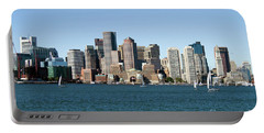 Boston City Skyline Portable Battery Charger