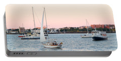Boston Harbor View Portable Battery Charger