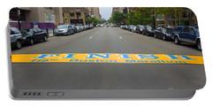 Boston Marathon Finish Line Portable Battery Charger
