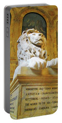 Boston Public Library 5 Portable Battery Charger
