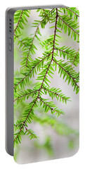 Portable Battery Charger featuring the photograph Botanical Abstract by Christina Rollo