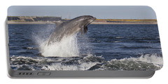 Bottlenose Dolphin - Scotland  #26 Portable Battery Charger