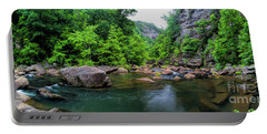 Bottom Of Tallulah Gorge Portable Battery Charger