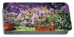 Bougainvillea Flower Pots Beverly Hills Portable Battery Charger