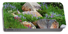 Boulder Blooms Portable Battery Charger