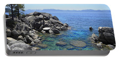 Boulder Cove On Lake Tahoe Portable Battery Charger