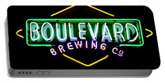 Boulevard Brewing Co Portable Battery Charger