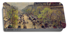 Boulevard Montmartre Portable Battery Charger