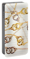 Portable Battery Charger featuring the photograph Bound By Love  by Jorgo Photography - Wall Art Gallery