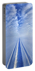 Boundless Infinitude Portable Battery Charger by Phil Koch
