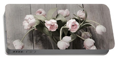 Bouquet Of Tulips Portable Battery Charger