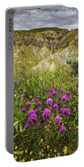 Portable Battery Charger featuring the photograph Bouquet by Peter Tellone