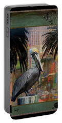 Bourbon Street Pelican Portable Battery Charger