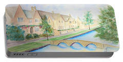Bourton Village Portable Battery Charger