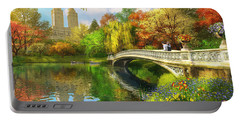 Bow Bridge Portable Battery Charger
