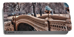 Bow Bridge In Infared Portable Battery Charger