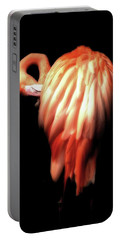 Bowie Flamingo Portable Battery Charger
