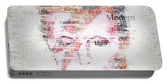 Bowie Typo Portable Battery Charger