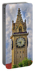 Portable Battery Charger featuring the photograph Bowling Green Court House by Mary Timman
