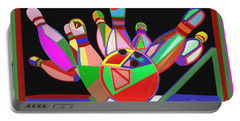 Bowling Sports Fans Decoration Acrylic Fineart By Navinjoshi At Fineartamerica.com  Down Load  Jpg F Portable Battery Charger