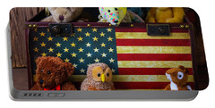 Box Full Of Bears Portable Battery Charger