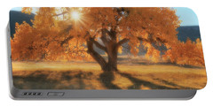 Boxelder's Autumn Tree Portable Battery Charger