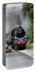 Br Std Class 75078 Portable Battery Charger by David  Hollingworth