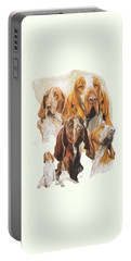 Bracco Italiano Grouping Portable Battery Charger