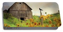 Bradford County Wildflowers Portable Battery Charger
