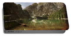 Braies Lake Portable Battery Charger