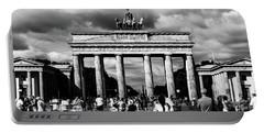 Brandenburg Gate Portable Battery Charger